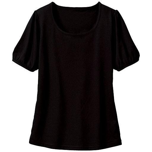 【レディース大きいサイズ】 パフスリーブTシャツの通販