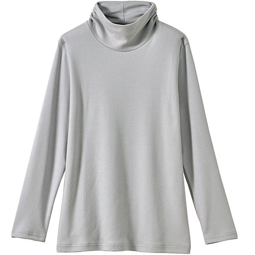 【SALE】 【レディース】 シャーリング衿プルオーバーの通販