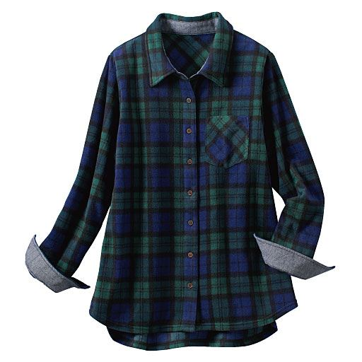 【SALE】 【レディース大きいサイズ】 フリースシャツ(L-8L)の通販
