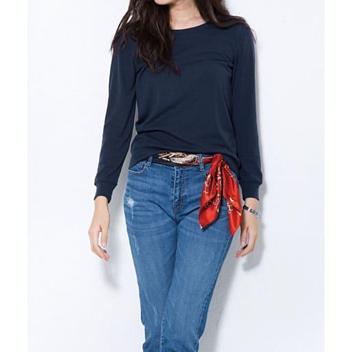 【SALE】 【レディース】 もっちりTシャツ(運命の一枚)の通販