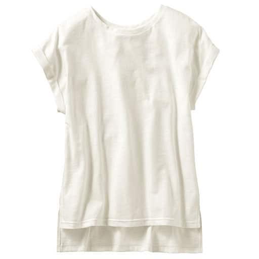 【SALE】 【レディース】 スラブ天竺Tシャツの通販