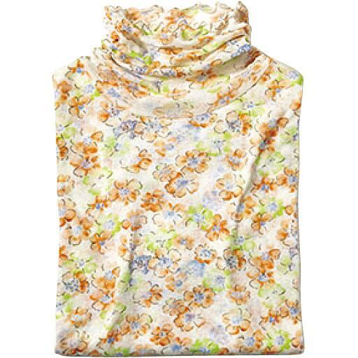 【SALE】 【レディース】 メローネック長袖Tシャツの通販