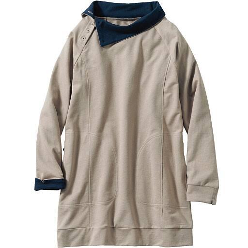 【SALE】 【レディース】 大容量ポケット付きプルオーバーの通販
