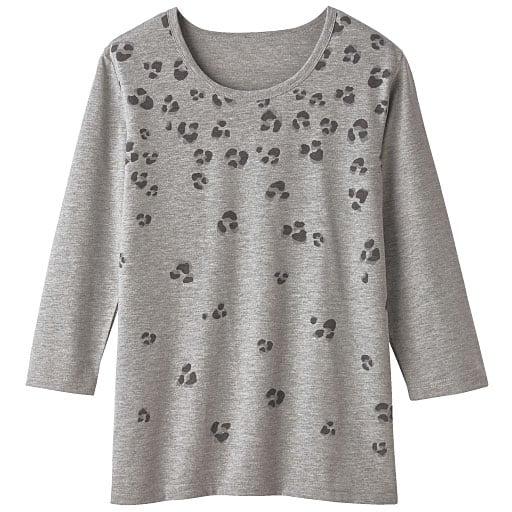 【SALE】 【レディース】 プリントTシャツ(7分袖)の通販