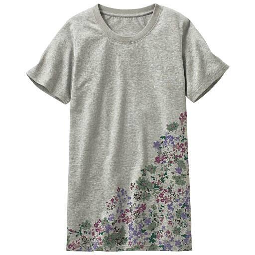 【SALE】 【レディース】 プリントロングTシャツの通販