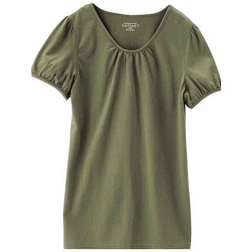 【SALE】 【レディース】 パフスリーブTシャツの通販