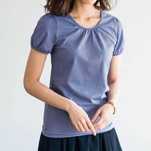 【SALE】 【レディース】 パフスリーブTシャツ