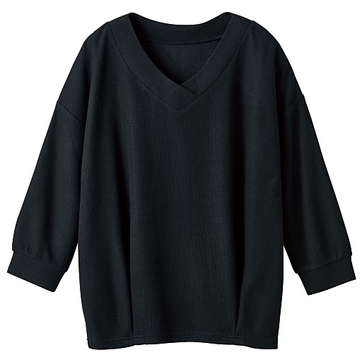 【SALE】 【レディース】 Vネックプルオーバー(7分袖)の通販