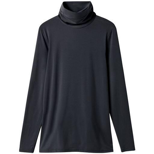 【レディース】 スマートヒートルーズネックTシャツの通販