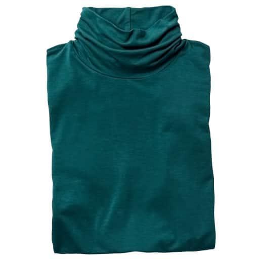 【SALE】 【レディース】 スマートヒートルーズネックTシャツ(S-5L・静電気防止・吸湿発熱・吸汗速乾)の通販