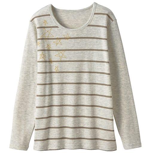 【SALE】 【レディース】 プリントTシャツ(長袖)の通販
