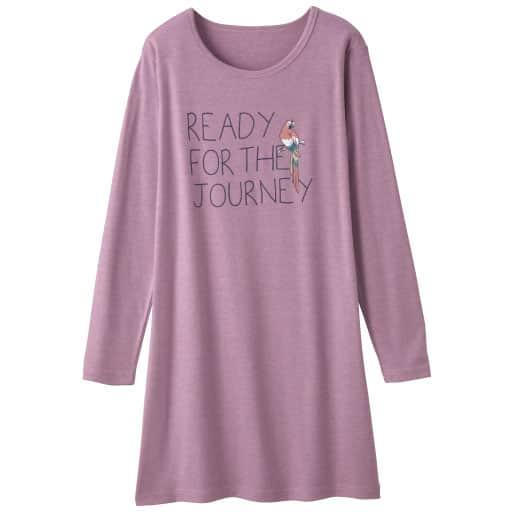 【SALE】 【レディース】 プリントチュニックTシャツ(長袖)の通販