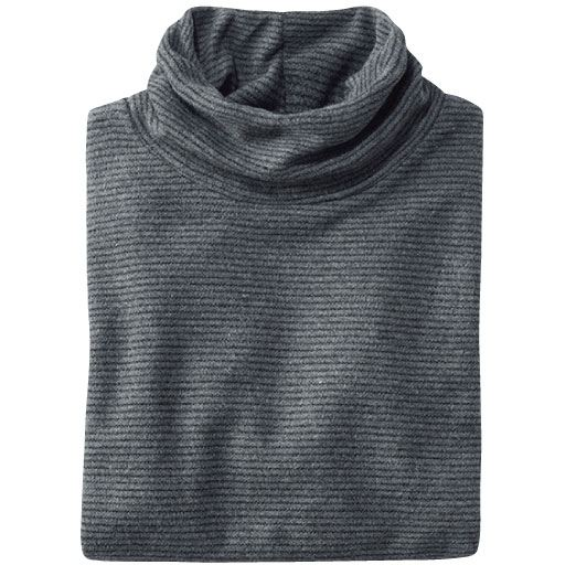 【SALE】 【レディース】 スマートヒート ルーズネックTシャツ(吸湿発熱)の通販