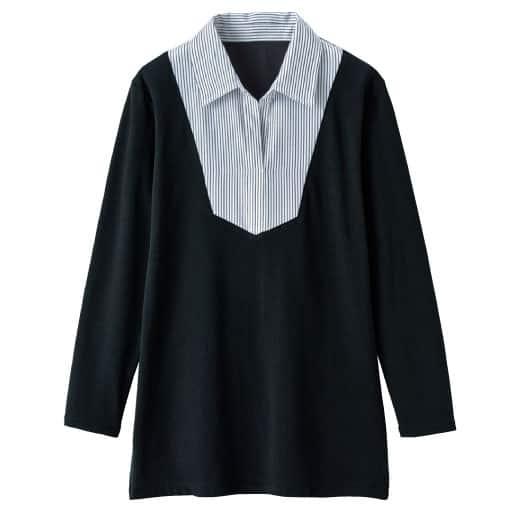 【SALE】 【レディース】 衿付きTシャツの通販