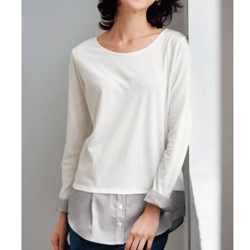 【SALE】 【レディース】 裾シャツTシャツの通販