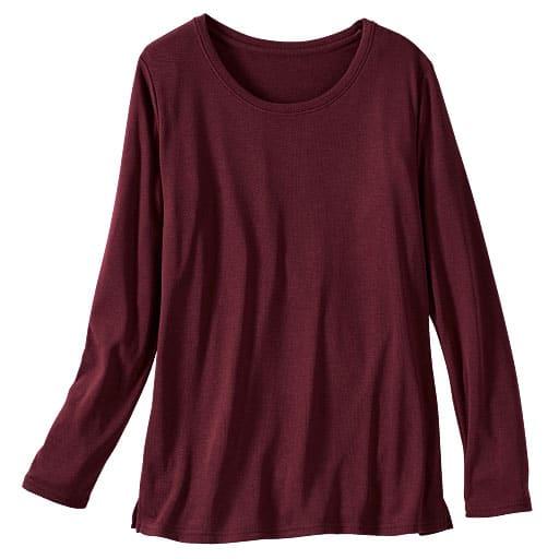 【レディース大きいサイズ】 ロングスリーブTシャツ(静電防止)の通販