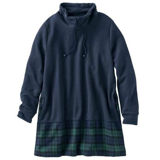【レディース】 裾切り替えチュニック – セシール
