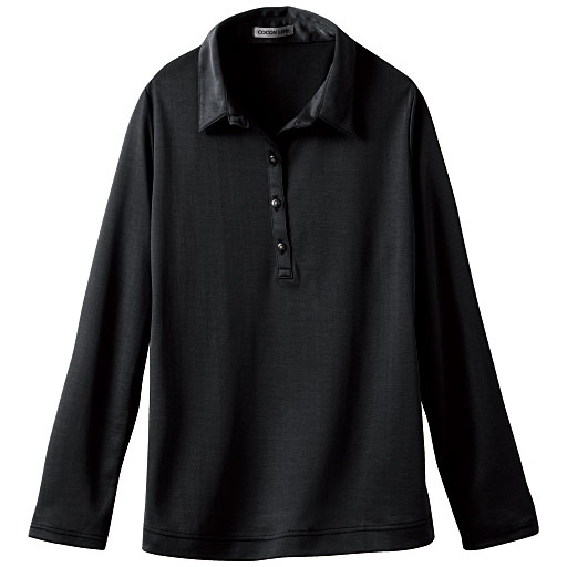 【レディース】 衿付きTシャツ(日本製)の通販