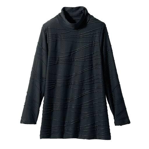 【レディース】 タックジャカードTシャツの通販