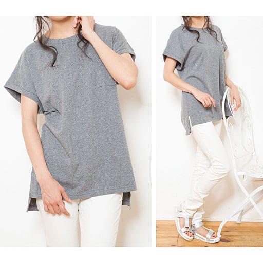 【SALE】 【レディース】 ビッグシルエットなので着心地らくちんなTシャツの通販