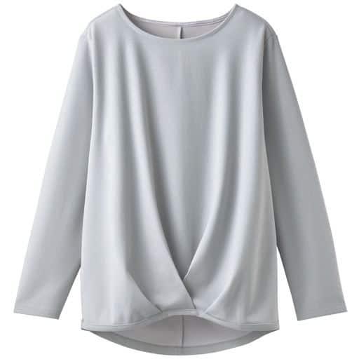 【レディース】 裾タックプルオーバーの通販