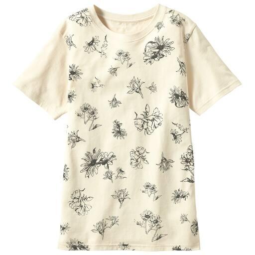 【レディース】 プリントTシャツ(S-5L・綿100%)の通販
