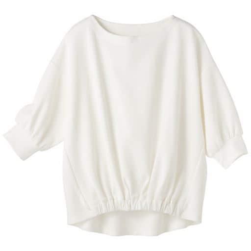 【レディース】 裾ゴムプルオーバーの通販