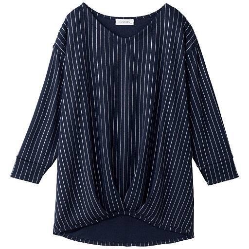 【SALE】 【レディース】 裾タックプルオーバー(7分袖)の通販