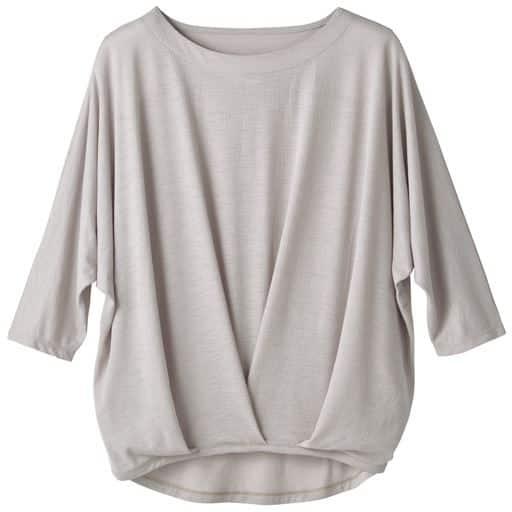 【レディース】 裾タックドルマンプルオーバーの通販
