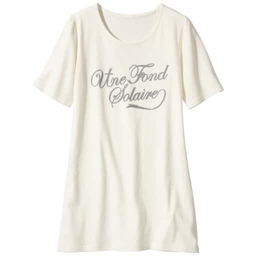 【レディース大きいサイズ】 ロング丈プリントTシャツ(綿100%・L-10L)の通販
