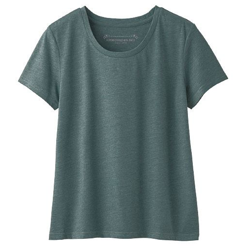 【SALE】 【レディース】 シンプルクルーネックTシャツの通販