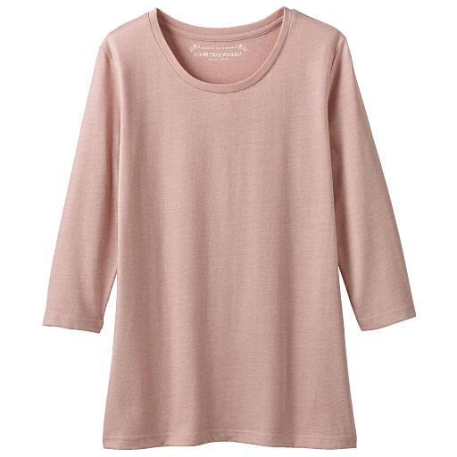 【SALE】 【レディース】 シンプルTシャツ(七分袖)の通販