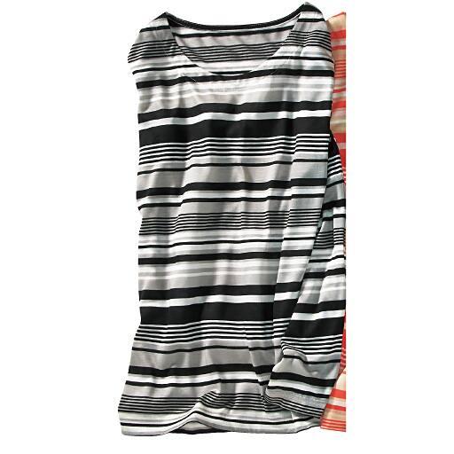 【SALE】 【レディース】 マルチボーダーTシャツの通販