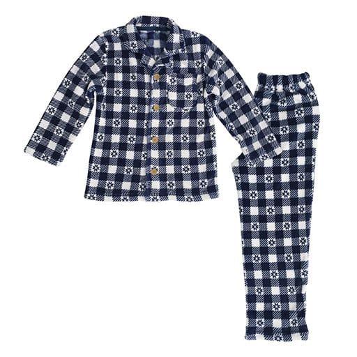 【子供服】 シャツパジャマ(男女児兼用)