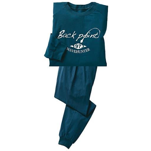 【SALE】 【レディース】 Tタイプスウェットプリントパジャマの通販