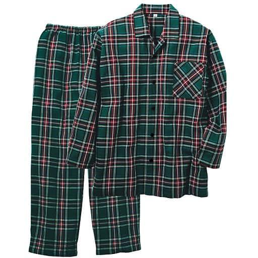 【SALE】 【レディース】 シャツパジャマ(男女兼用)
