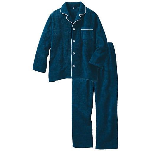 【SALE】 【レディース】 タオル地シャツタイプパジャマの通販