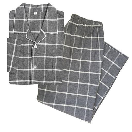 【メンズ】 メンズシャツパジャマ – セシール