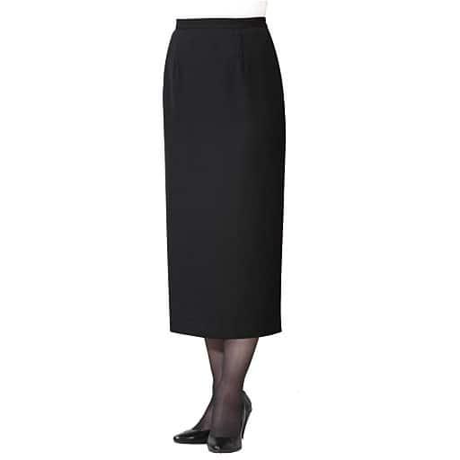 【レディース】 フォーマル対応ロングタイトスカートの通販
