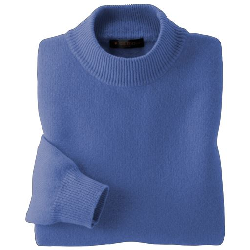 【レディース】 ウール100%洗えるセーター