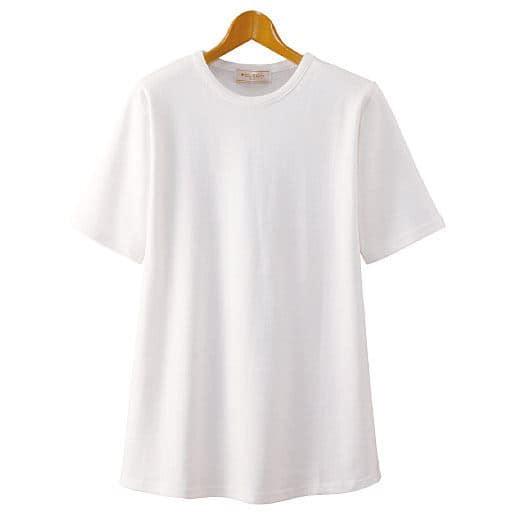 【レディース】 綿100%ゆったりプルオーバーの通販