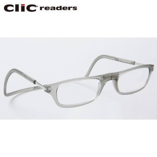 クリックリーダー男女兼用老眼鏡(マットタイプ) - セシール