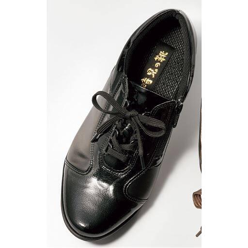 日本製牛革5Eカジュアルシューズ(神戸・時見の靴) - セシール