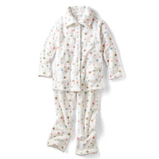 【レディース】 あったか可愛いハイネックパジャマ(ふわもこ)の通販