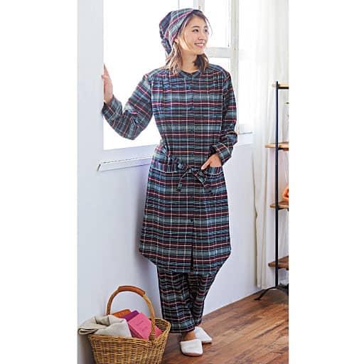 【SALE】 【レディース】 ナイトキャップ付きパジャマの通販