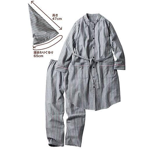 【SALE】 【レディース】 ナイトキャップ付きパジャマ – セシール