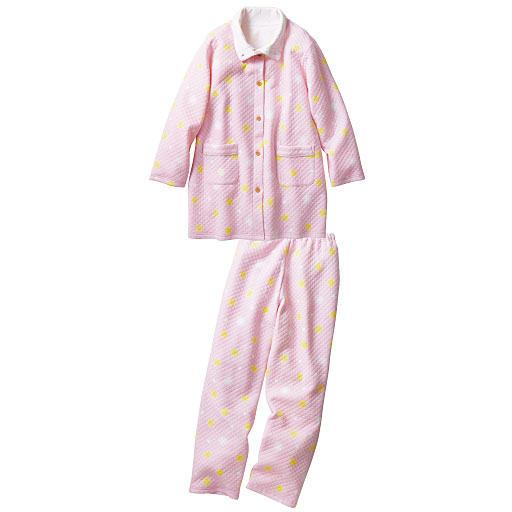 【SALE】 【レディース】 キルトチュニック丈パジャマ