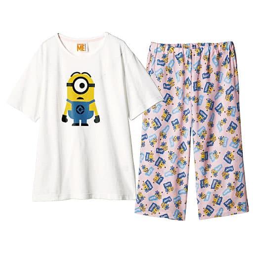【レディース】 ミニオンパジャマの通販