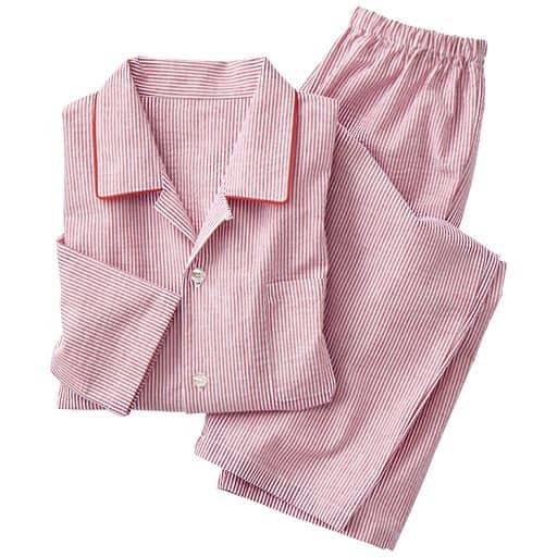 【レディース】 シャツパジャマ(男女兼用)の通販