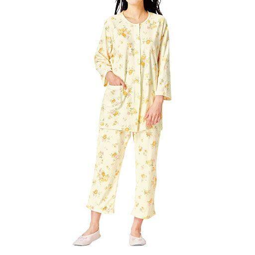 【レディース】 SZ天竺パジャマ(綿100%・日本製)の通販